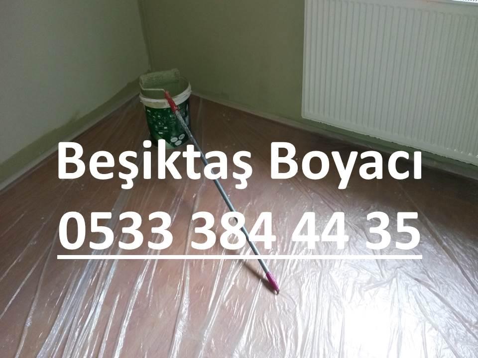 Beşiktaş Boya Badana Ustası