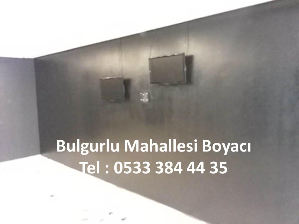 bulgurlu mahallesi boyacı